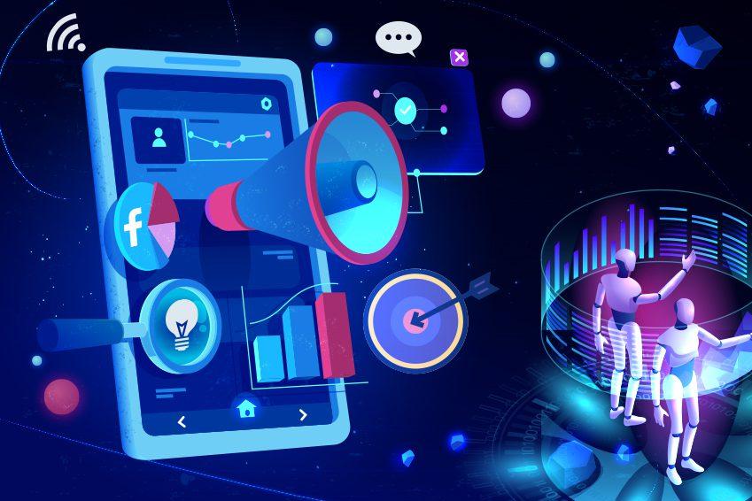 تاثیر هوش مصنوعی بر بازاریابی دیجیتال
