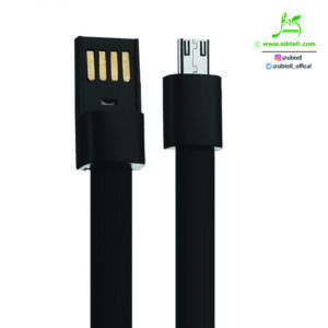 کابل دستبندی تبدیل USB به microUSB
