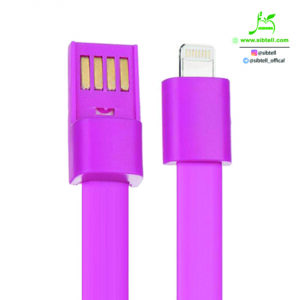 کابل دستبندی تبدیل USB به لایتنینگ