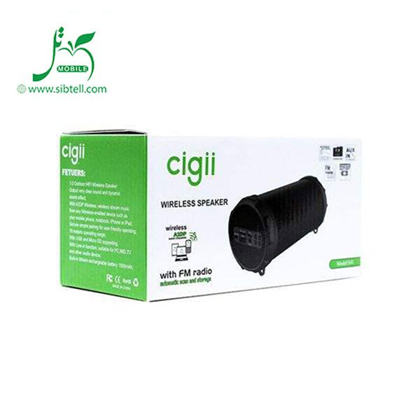 Speaker Bluetooth Model S33D