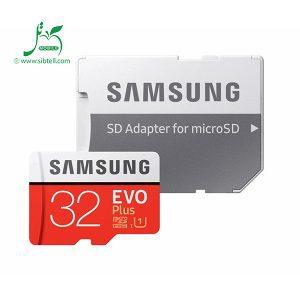 کارت حافظه 32 گیگ EVO PLUS