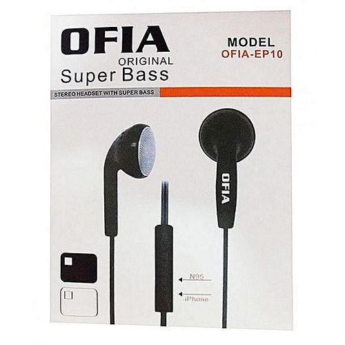 هندزفری OFIA مدل OFIA-EP10