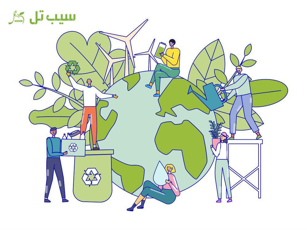 13 راهکارهای حل گرمایش زمین توسط مردم عادی