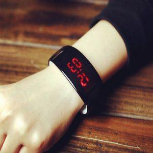 ساعت LED دستبندی مدل کاترینا