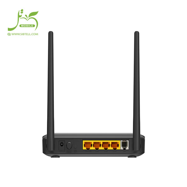 مودم روتر ADSL2 Plus بی سیم N300 دی-لینک مدل DSL-124 New