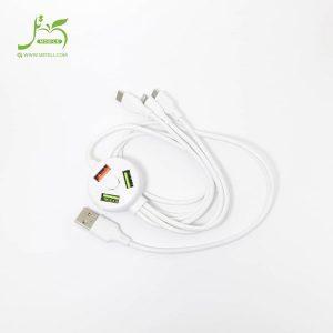 کابل هاب چندکاره USB3.0