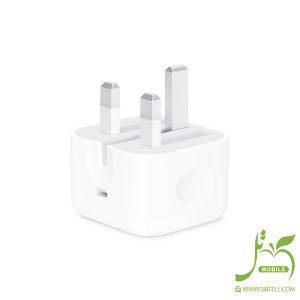 آداپتور شارژر 20 وات USB-C اپل